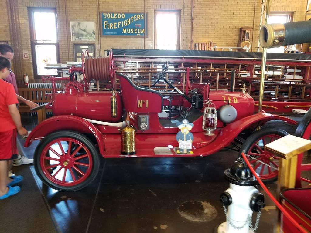 Toledo Firefighters Museum - museum  | Photo 7 of 10 | Address: 918 W Sylvania Ave, Toledo, OH 43612, USA | Phone: (419) 478-3473