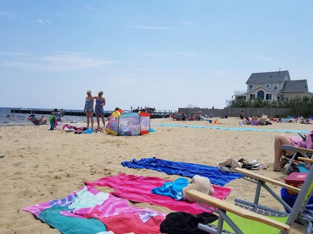 Public Beach - park  | Photo 2 of 10 | Address: 373 Bayshore Dr, Barnegat, NJ 08005, USA