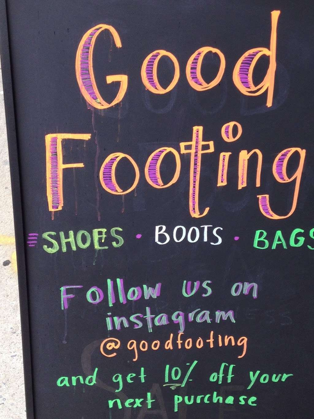 Good Footing - shoe store  | Photo 8 of 8 | Address: 316 7th Ave, Brooklyn, NY 11215, USA | Phone: (718) 768-9500
