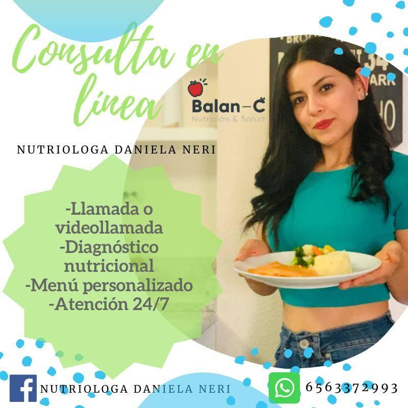 Nutriologa Daniela Neri - health  | Photo 8 of 8 | Address: Av. Valle del Sol 1451, Solares Local 2, 32580 Cd Juárez, Chih., Mexico | Phone: 656 337 2993