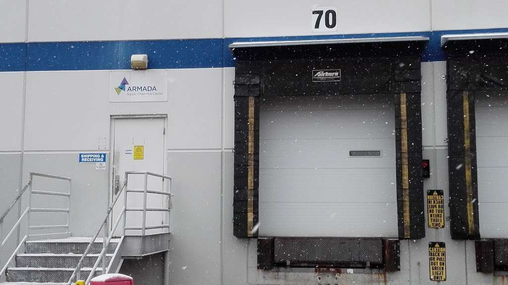 Armada/Hub One/Basix Logistics - storage  | Photo 2 of 4 | Address: 1257 N Schmidt Rd, Romeoville, IL 60446, USA | Phone: (815) 372-0692