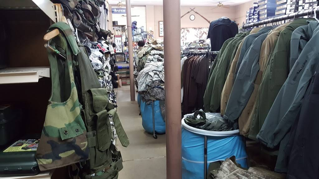 Bosserts Military Surplus - clothing store  | Photo 5 of 7 | Address: 434 NE 32nd St, Kansas City, MO 64116, USA | Phone: (816) 452-2002