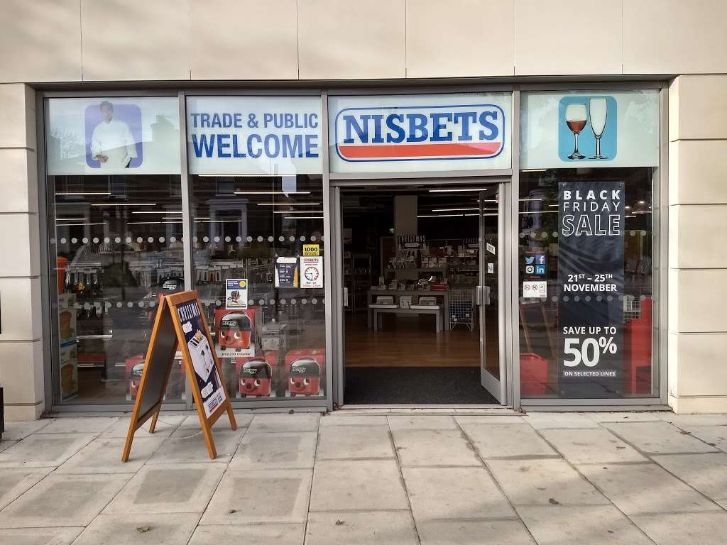 Nisbets Catering Equipment Shepherds Bush Store - furniture store  | Photo 3 of 10 | Address: 180 Goldhawk Rd, Shepherds Bush, London W12 8HJ, UK | Phone: 020 7118 0622