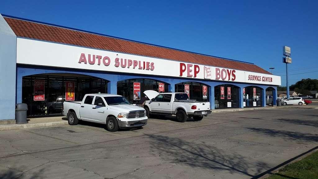 Pep Boys Auto Parts Amp Service Car Repair 5616 Walzem