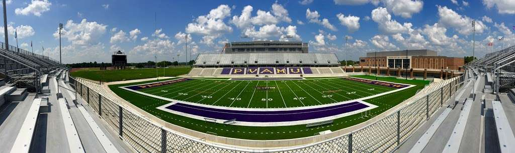 PVAMU - Panther Stadium - stadium  | Photo 7 of 10 | Address: 1600 Stadium Dr, Prairie View, TX 77445, USA | Phone: (936) 261-9100