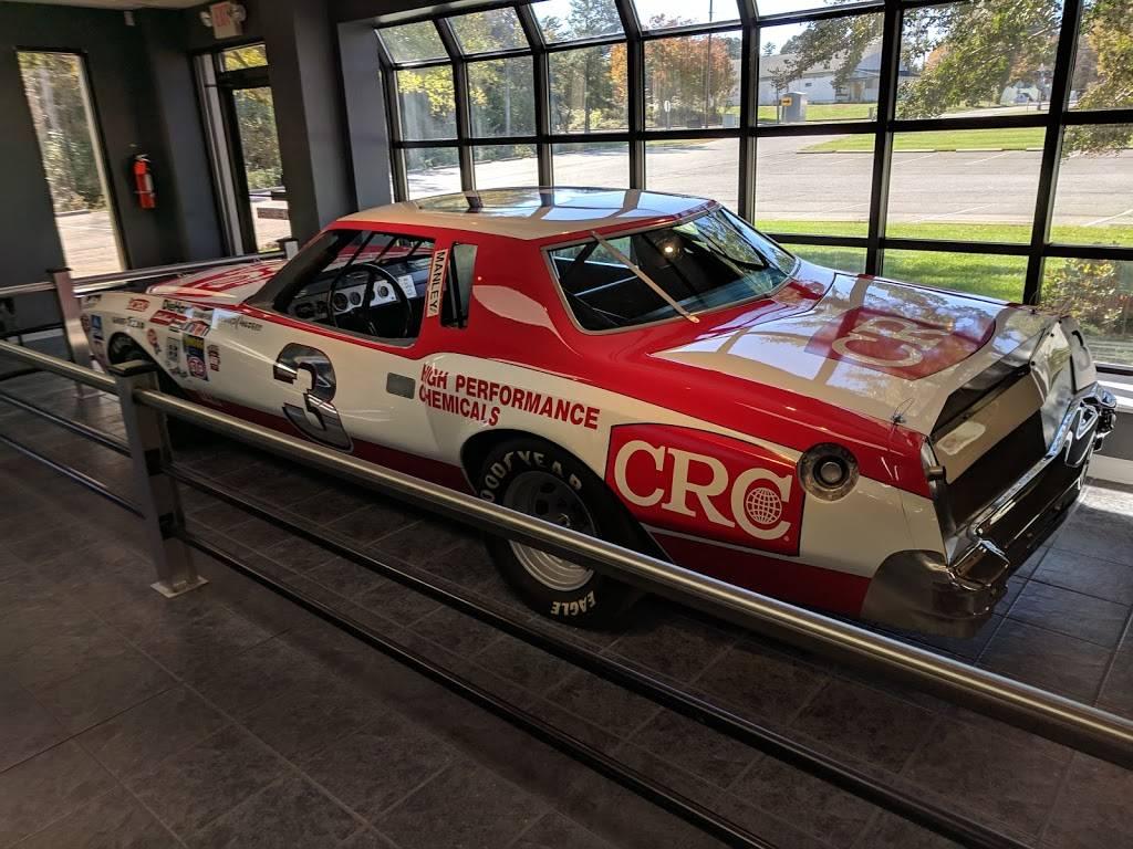 Richard Childress Racing - museum    Photo 3 of 6   Address: 425 Industrial Dr, Lexington, NC 27295, USA   Phone: (336) 731-3334