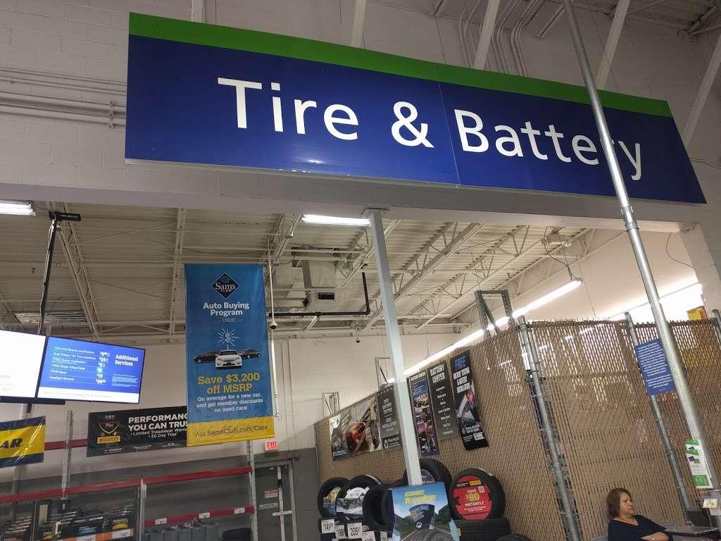 Sams Club Auto 2 >> Sam S Club Tire Battery Car Repair 325 E Richey Rd