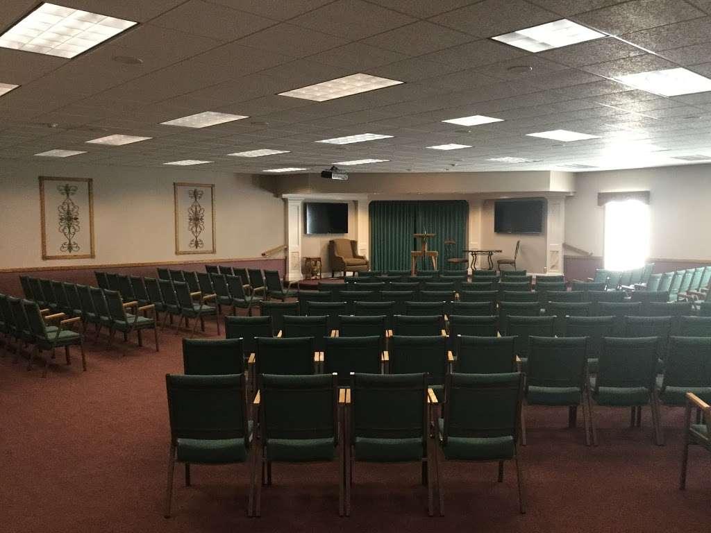 Kingdom Hall of Jehovahs Witnesses - church  | Photo 1 of 3 | Address: 1240 NY-22, Brewster, NY 10509, USA | Phone: (845) 279-8779