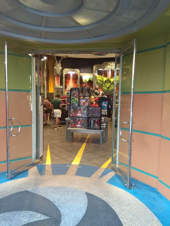 Marvel Alterniverse Store - store  | Photo 2 of 10 | Address: Florida Center, Universal Orlando Resort, Orlando, FL 32819, USA