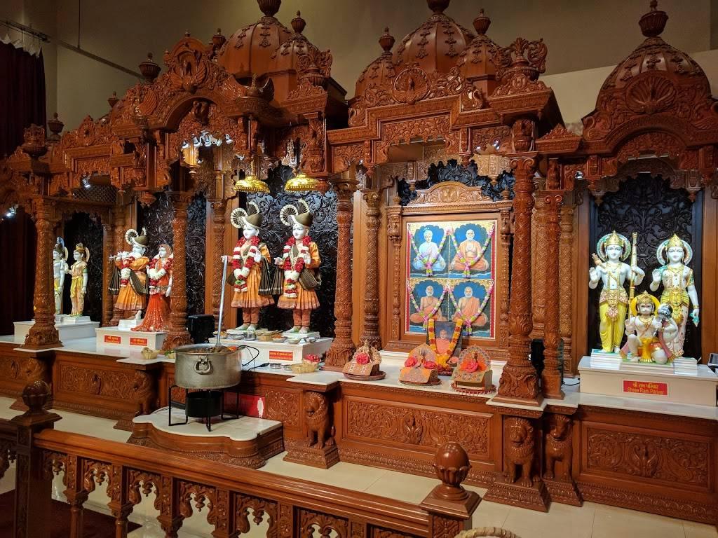BAPS Shri Swaminarayan Mandir - hindu temple  | Photo 6 of 9 | Address: 9556 E Fowler Ave, Thonotosassa, FL 33592, USA | Phone: (813) 986-5473