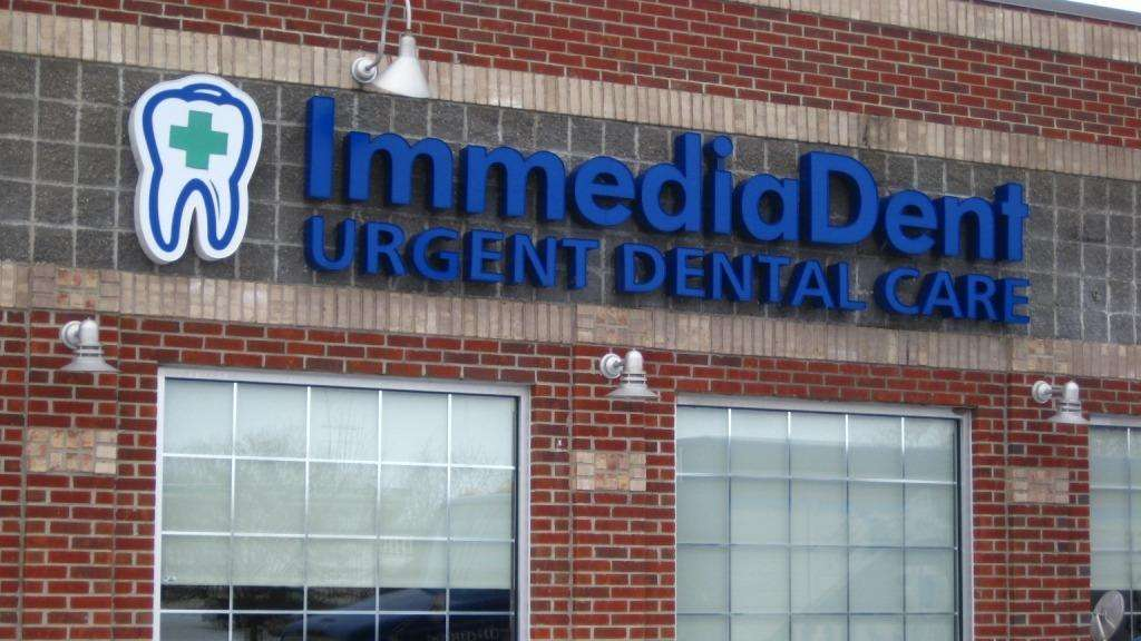 ImmediaDent - Urgent Dental Care - dentist    Photo 1 of 10   Address: 2128 Mounds Rd, Anderson, IN 46016, USA   Phone: (765) 642-0400