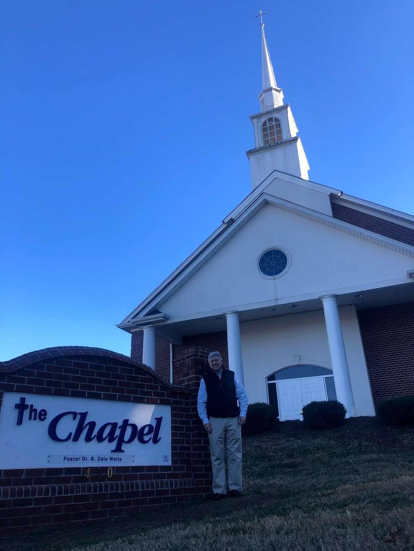 The Chapel Church - church  | Photo 3 of 5 | Address: 410 26th Ave NE, Hickory, NC 28601, USA | Phone: (828) 855-1777