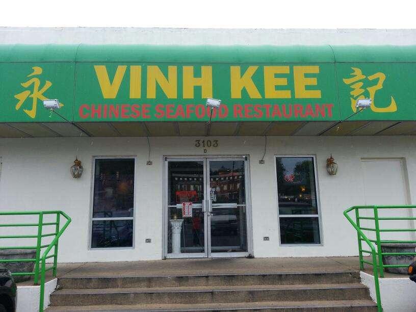 Vinh Kee Chinese Restaurant - restaurant    Photo 3 of 10   Address: 3103 Graham Rd, Falls Church, VA 22042, USA   Phone: (703) 645-0118