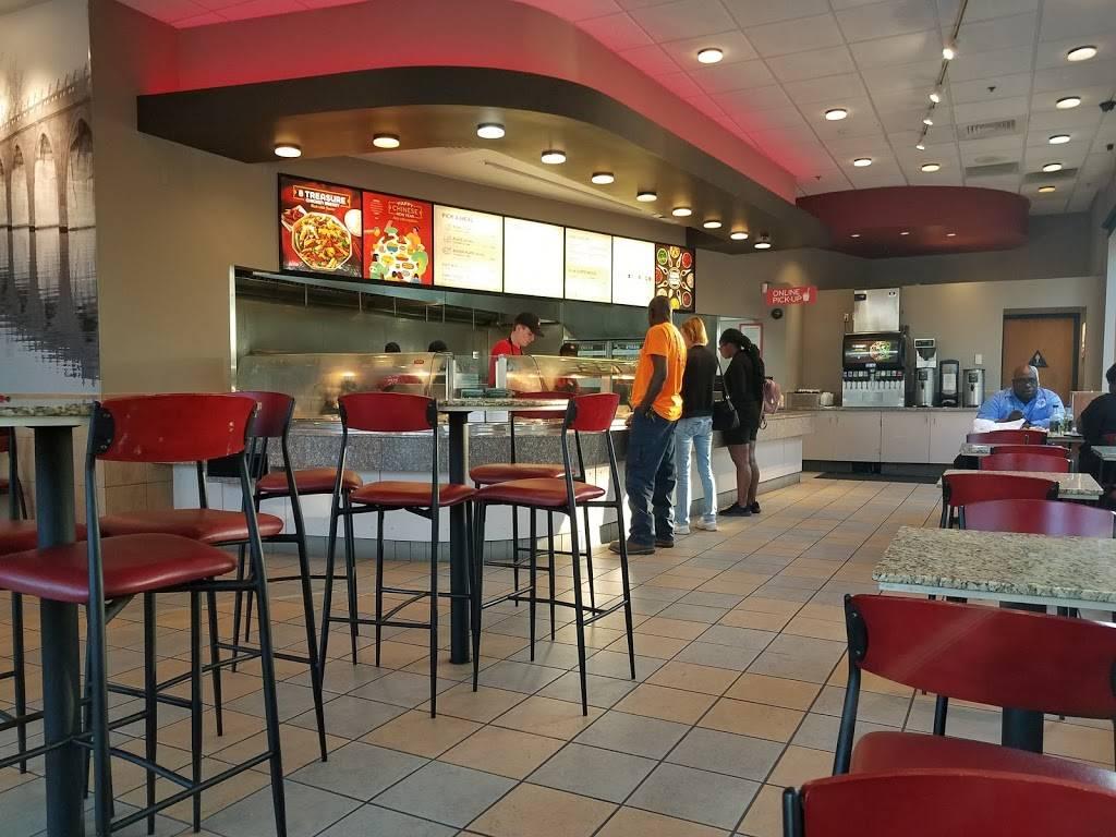Panda Express - restaurant  | Photo 1 of 10 | Address: 1710 S Orange Blossom Trail, Apopka, FL 32703, USA | Phone: (407) 886-6258