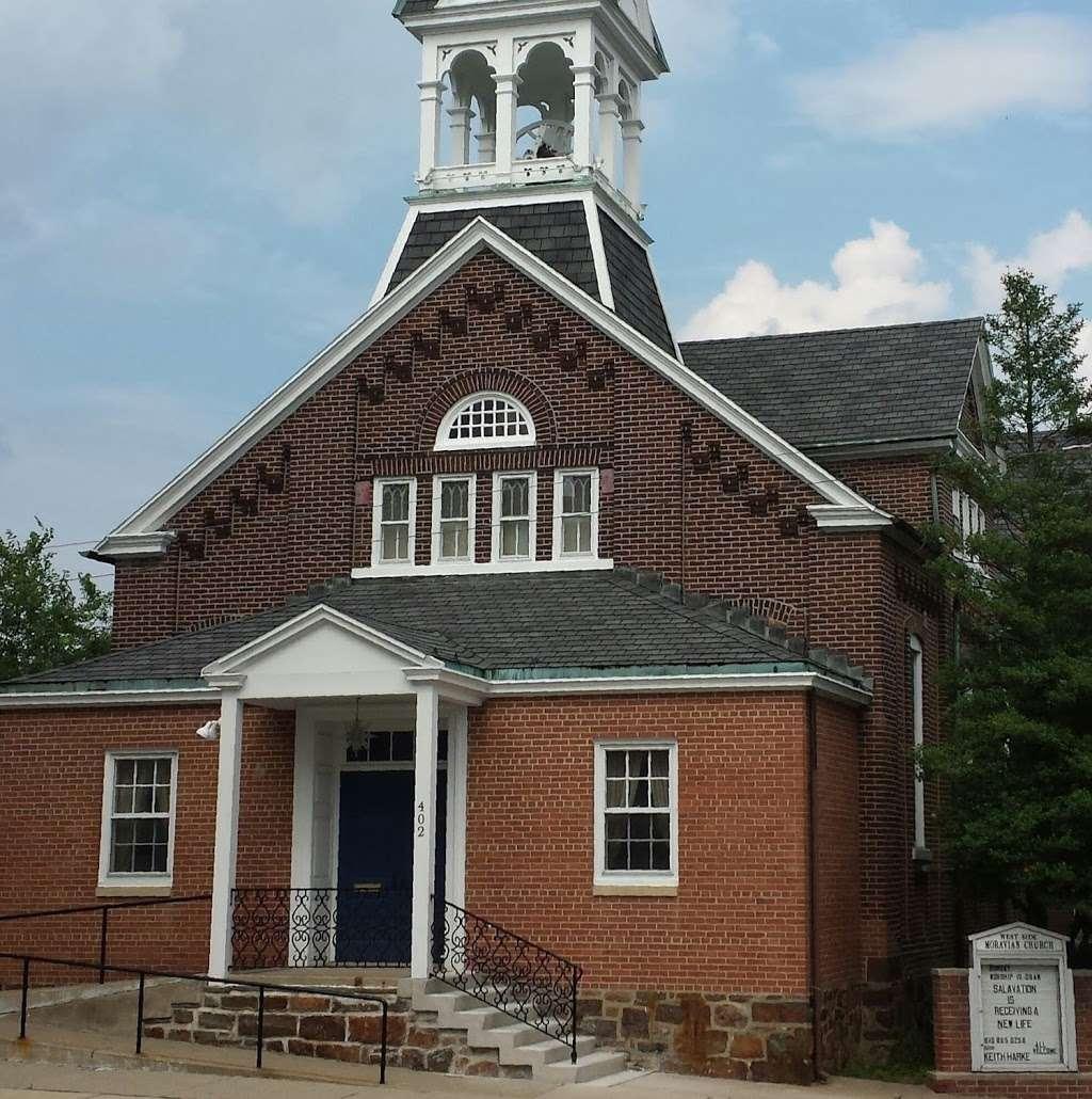 West Side Moravian Church - church  | Photo 1 of 5 | Address: 402 3rd Ave, Bethlehem, PA 18018, USA | Phone: (610) 865-0256