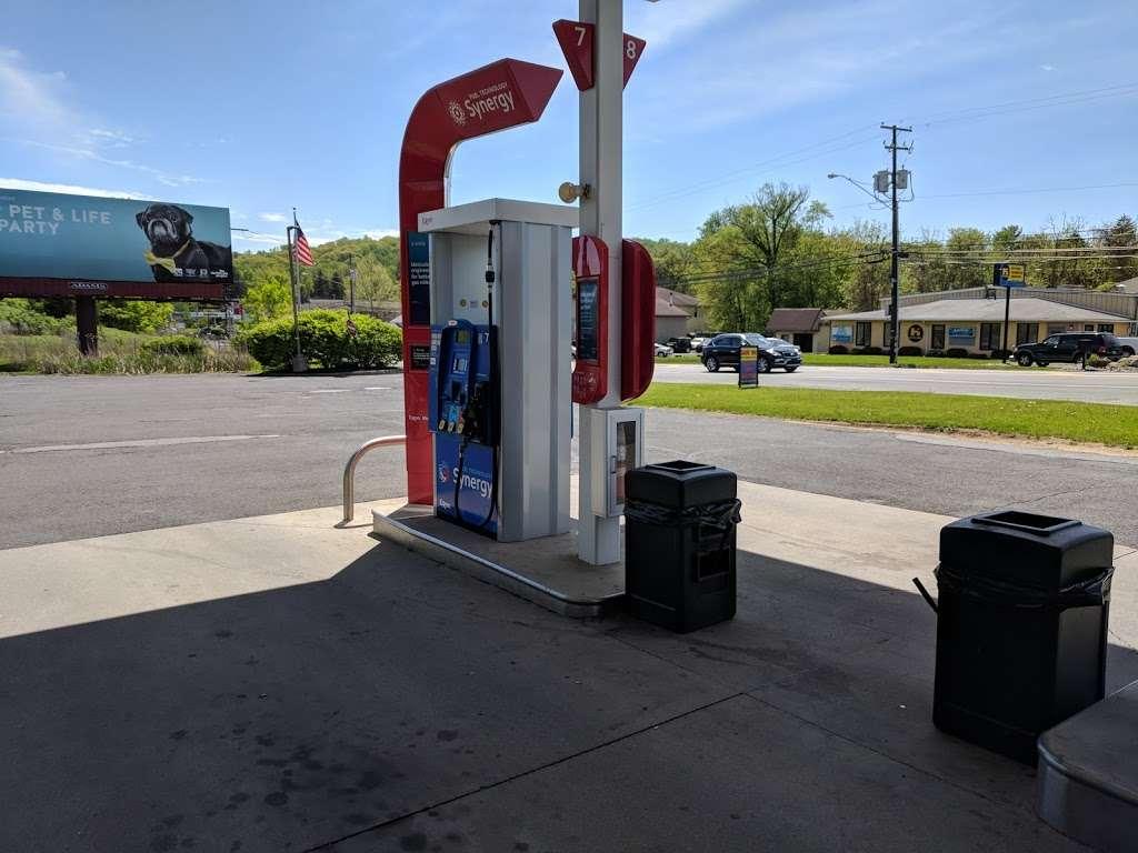 Exxon - gas station  | Photo 3 of 5 | Address: 3655 PA-378, Bethlehem, PA 18015, USA | Phone: (610) 419-0829