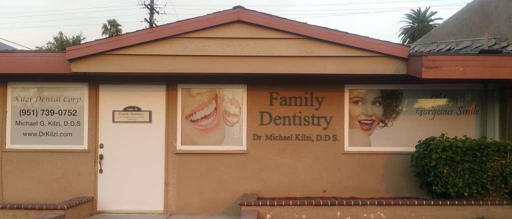 Kilzi Dental Corp - dentist    Photo 3 of 6   Address: B, 4455, 1113, S Main St, Corona, CA 92882, USA   Phone: (951) 739-0752