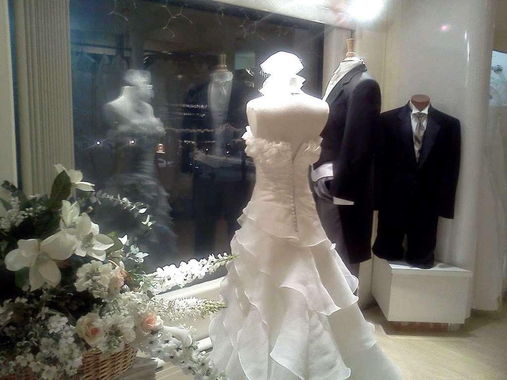 Tie The Knot Wedding House | Wedding Dresses, Wedding Shop, Wedd - clothing store  | Photo 3 of 9 | Address: 19 Sylvan Avenue. 2nd Floor, Englewood Cliffs, NJ 07632, USA | Phone: (201) 776-4409