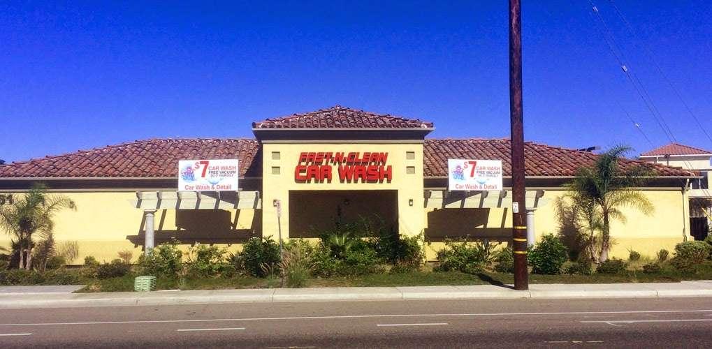 Fast N Clean Car Wash - car wash  | Photo 1 of 10 | Address: 6150, 1661, W Vista Way, Vista, CA 92083, USA | Phone: (760) 842-7543