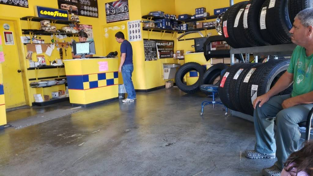 Ramirez Tires - car repair  | Photo 2 of 6 | Address: 3210 Jaime Zapata Memorial Hwy, Laredo, TX 78046, USA | Phone: (956) 724-2040