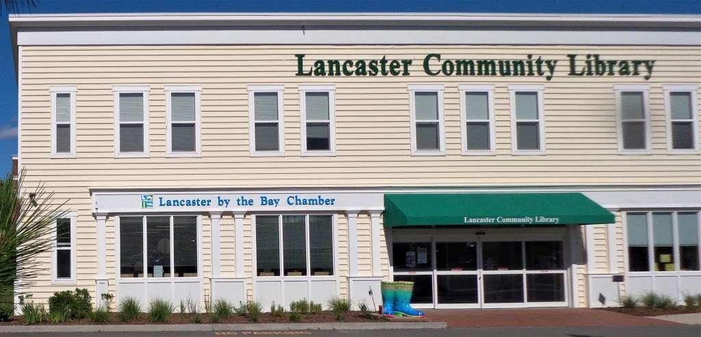 Lancaster Community Library - library    Photo 3 of 9   Address: 16 Town Centre Dr, Kilmarnock, VA 22482, USA   Phone: (804) 435-1729