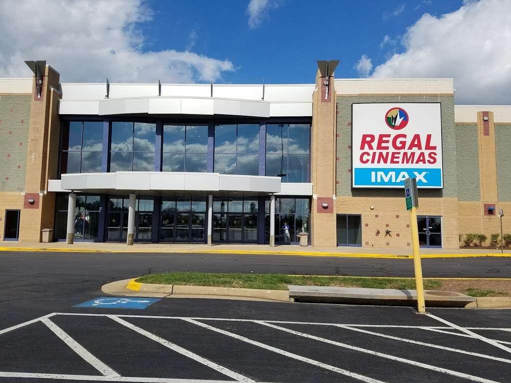 Regal Cinemas Manassas 14 & IMAX - movie theater  | Photo 3 of 10 | Address: 11380 Bulloch Dr, Manassas, VA 20109, USA | Phone: (844) 462-7342