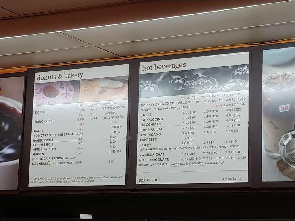 Dunkin Donuts - cafe  | Photo 10 of 10 | Address: 306 7th Ave, Brooklyn, NY 11215, USA | Phone: (347) 529-5253