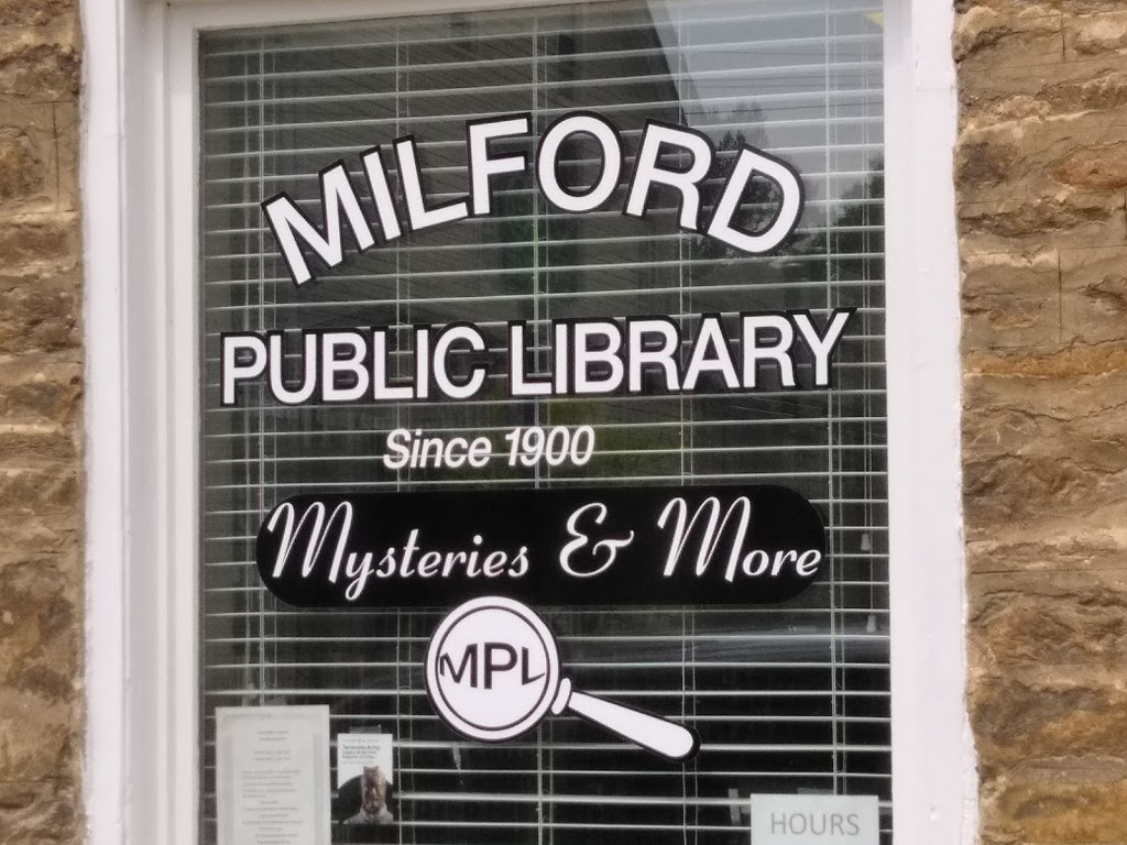 Milford Public Library - library  | Photo 1 of 1 | Address: 19 Water St, Milford, OH 45150, USA | Phone: (513) 248-1256