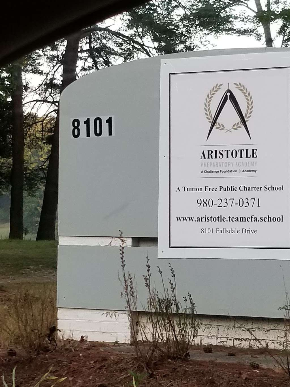 Aristotle Preparatory Academy - school  | Photo 3 of 4 | Address: 8101 Fallsdale Dr, Charlotte, NC 28214, USA | Phone: (980) 237-0371
