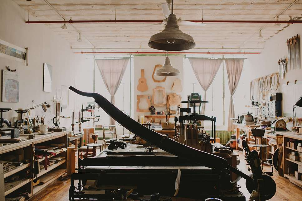 Flip Scipio | Guitar Maker And Repairman - electronics store  | Photo 1 of 10 | Address: 2 Grove St #4, New York, NY 10014, USA | Phone: (516) 426-5624