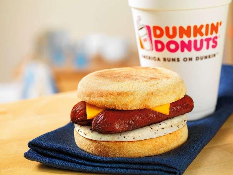 Dunkin Donuts - cafe  | Photo 4 of 10 | Address: 850 Newark-Jersey City Turnpike, Kearny, NJ 07099, USA | Phone: (201) 991-6074