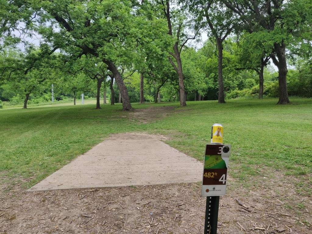 Audubon Park Disc Golf Course - park  | Photo 1 of 3 | Address: 26023600010010000, Garland, TX 75043, USA