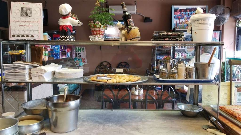Prima Pizza - restaurant    Photo 1 of 10   Address: 328 Avenue B A, Bayonne, NJ 07002, USA   Phone: (201) 339-3100