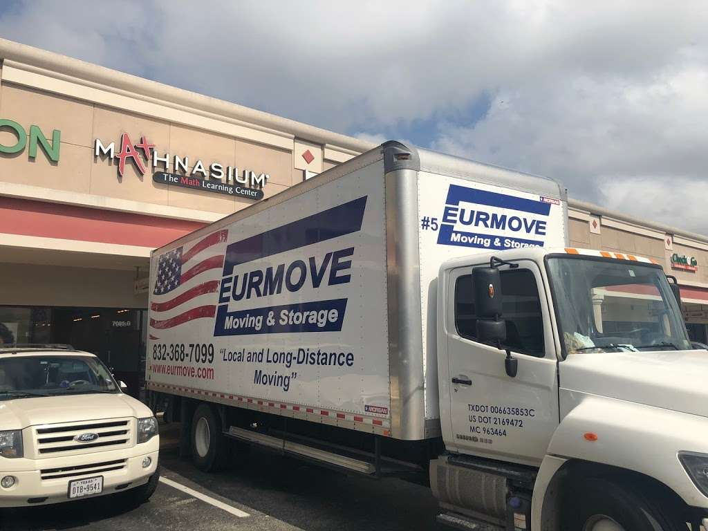 Eurmove - moving company  | Photo 7 of 10 | Address: 3880 Greenhouse Rd W-1, Houston, TX 77084, USA | Phone: (281) 988-9700