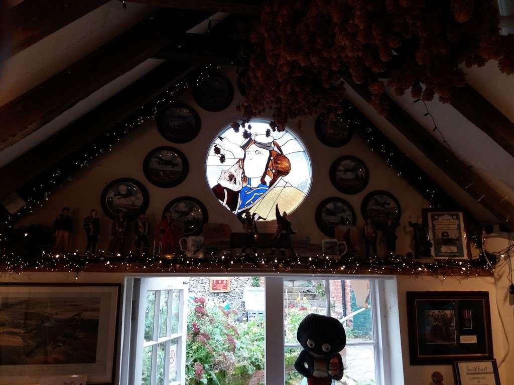 The Old Bakery Tea Room - cafe  | Photo 5 of 5 | Address: The Landway, Shoreham, Sevenoaks TN14 7TD, UK