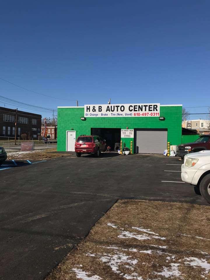 H&B Auto Center - car repair  | Photo 1 of 10 | Address: 2524 W 3rd St, Chester, PA 19013, USA | Phone: (610) 497-0311