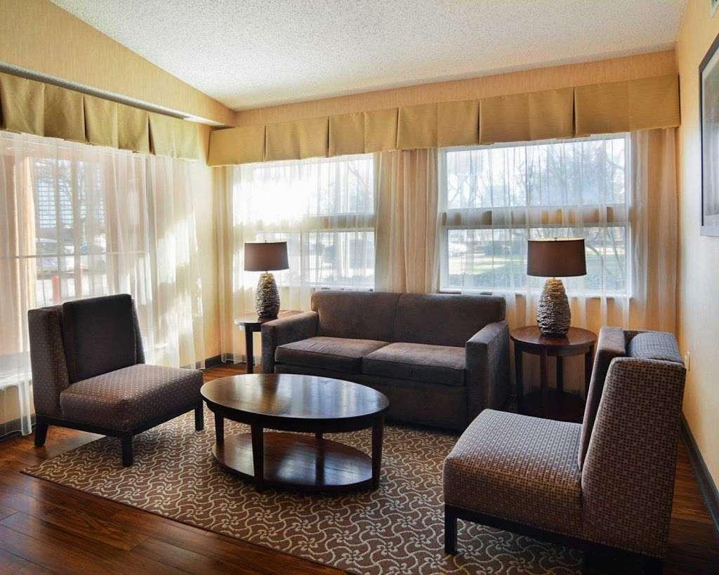 Comfort Suites Dfw Airport - lodging  | Photo 9 of 9 | Address: 4700 W John Carpenter Fwy, Irving, TX 75063, USA | Phone: (469) 713-3666