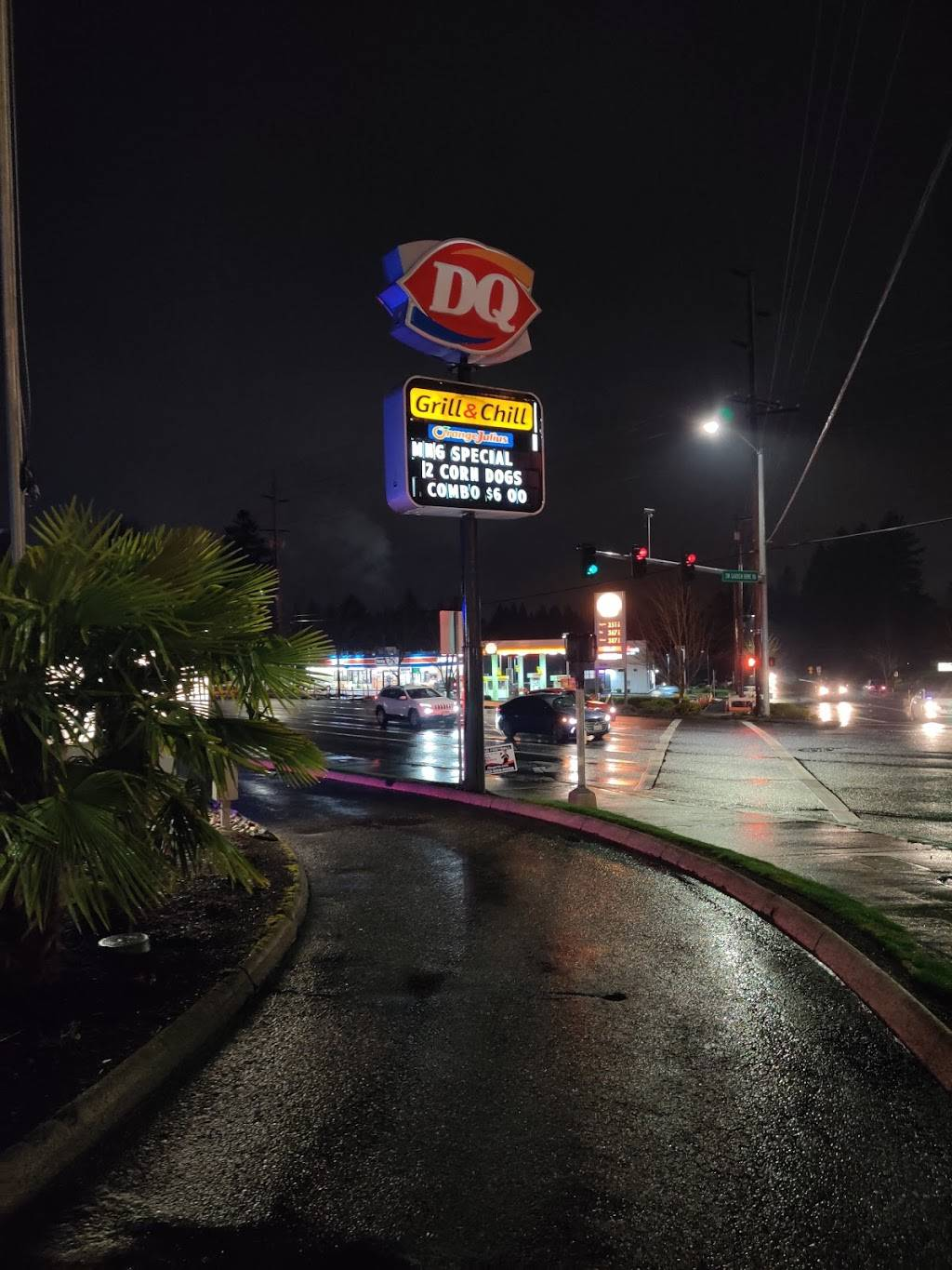 Dairy Queen Grill & Chill - restaurant  | Photo 7 of 10 | Address: 7460 SW Garden Home Rd, Portland, OR 97223, USA | Phone: (503) 245-9261