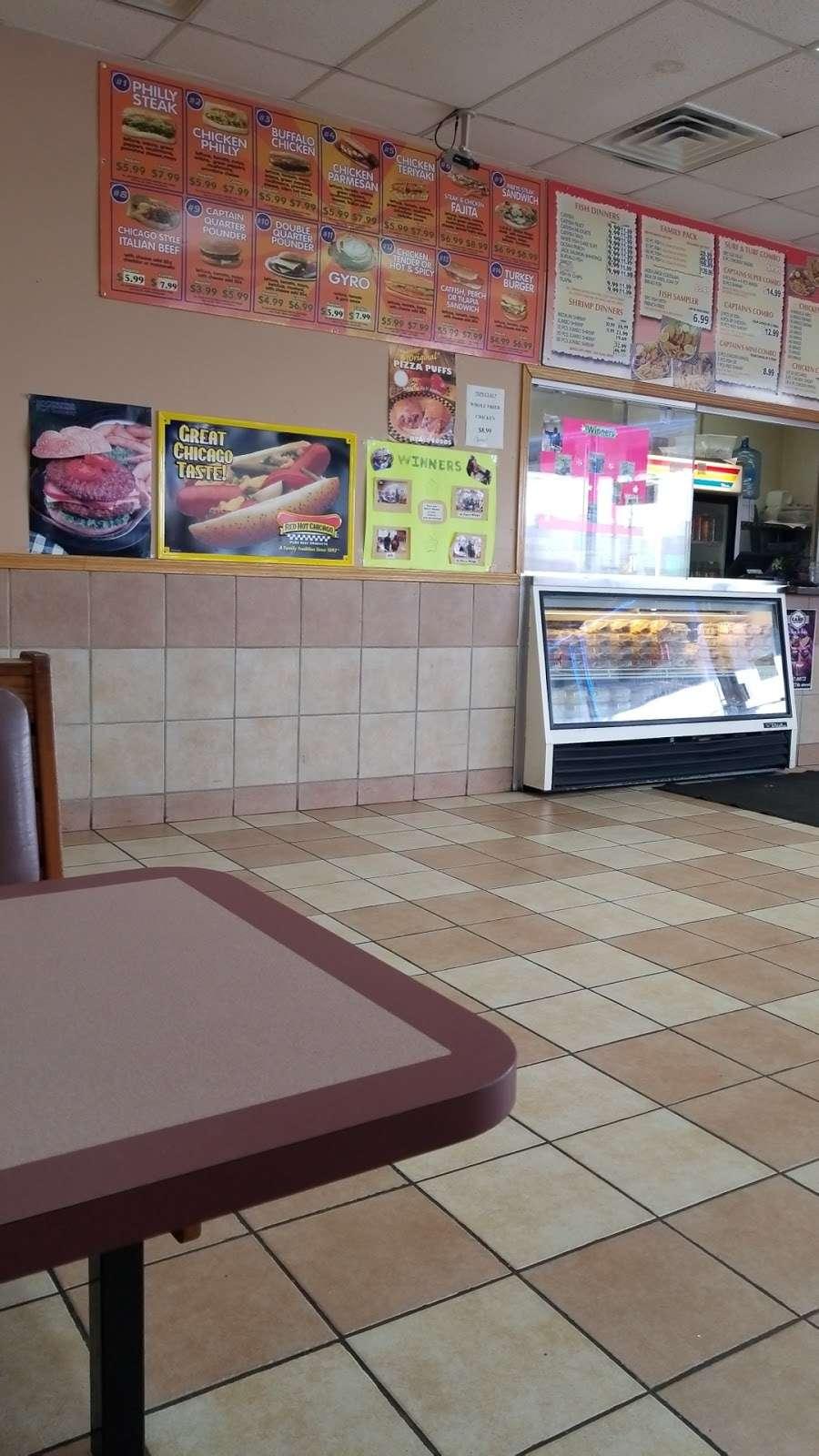 Captain Fresh Fish & Chicken - restaurant    Photo 5 of 10   Address: 1633 E Court St, Kankakee, IL 60901, USA   Phone: (815) 933-8422