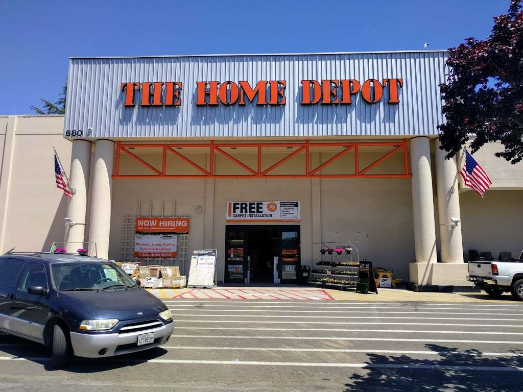 The Home Depot 680 Kifer Rd Sunnyvale Ca 94086 Usa