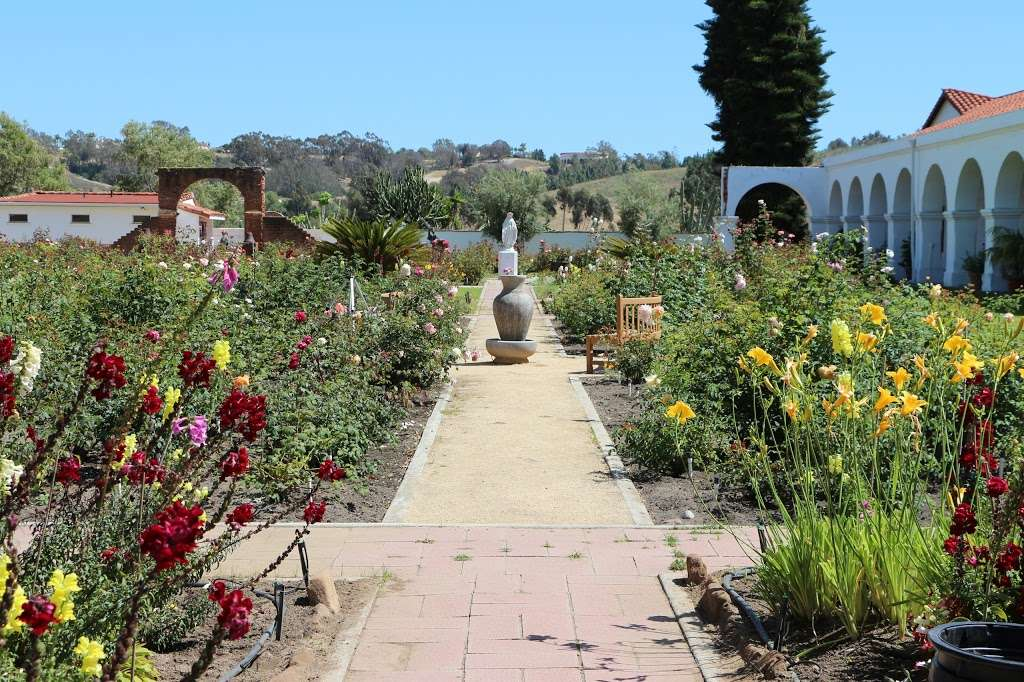 Mission San Luis Rey - cemetery    Photo 9 of 10   Address: 4050 Mission Ave, Oceanside, CA 92057, USA   Phone: (760) 757-3651