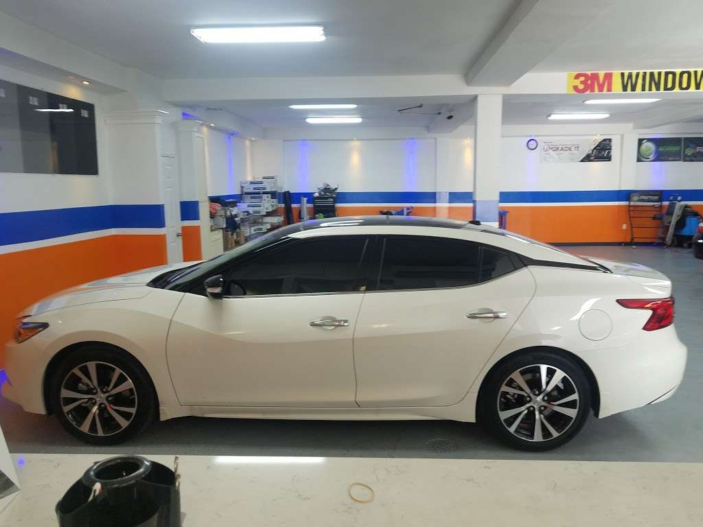 BOUBA WINDOW TINTING & AUTO ALARMS - car repair  | Photo 6 of 10 | Address: 480 Tonnelle Ave, Jersey City, NJ 07307, USA | Phone: (201) 433-5324