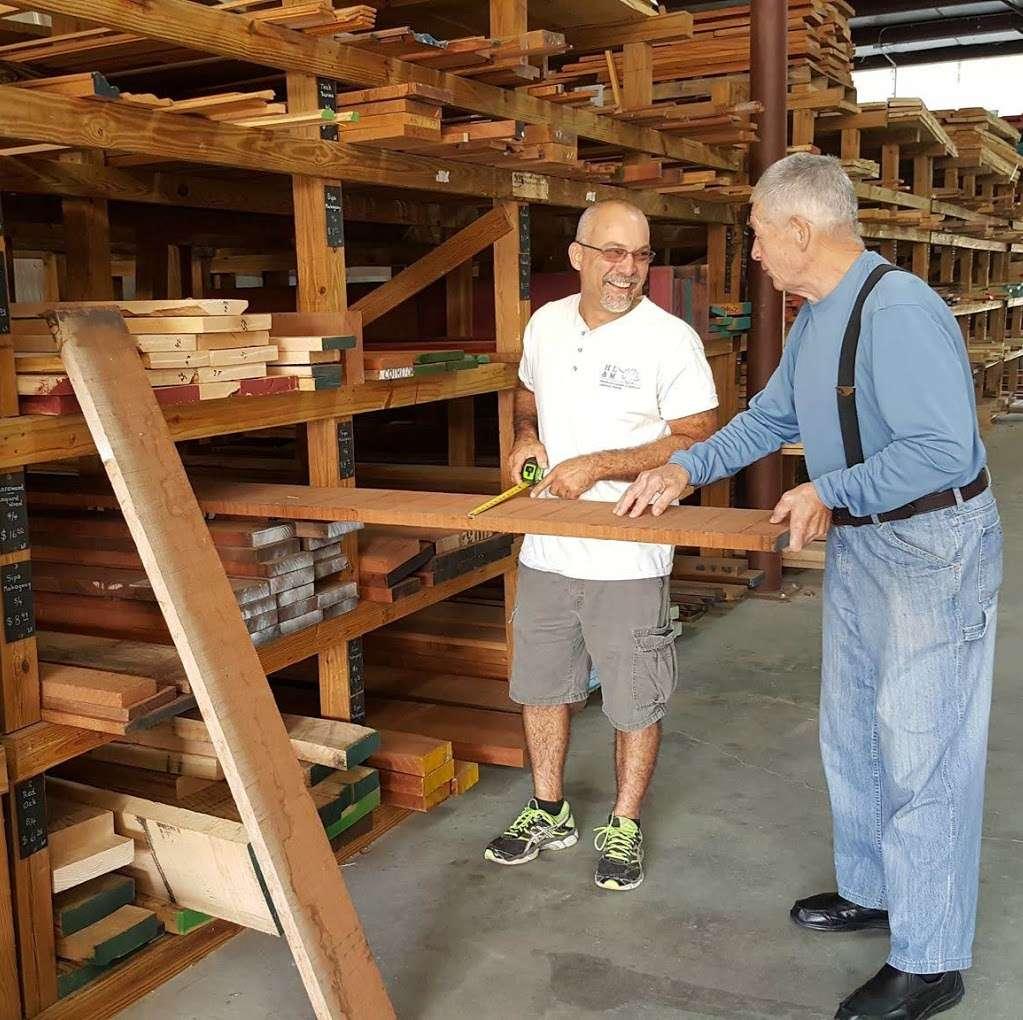 Hardwood Lumber & Millwork - store  | Photo 7 of 10 | Address: 4316 Wallace Rd, Lakeland, FL 33812, USA | Phone: (863) 646-8681