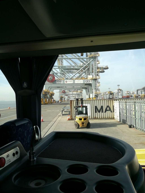 DP World London Gateway Logistics Park - storage  | Photo 5 of 10 | Address: Corringham, Stanford-le-Hope SS17 9DY, UK | Phone: 01375 648300