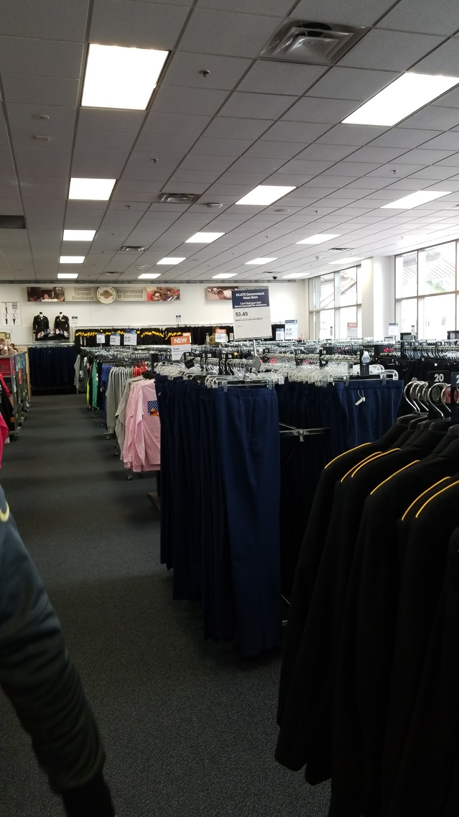 Military Clothing Sales - clothing store  | Photo 2 of 7 | Address: 1614 Pike Rd, Fort Bliss, TX 79906, USA | Phone: (915) 568-2880
