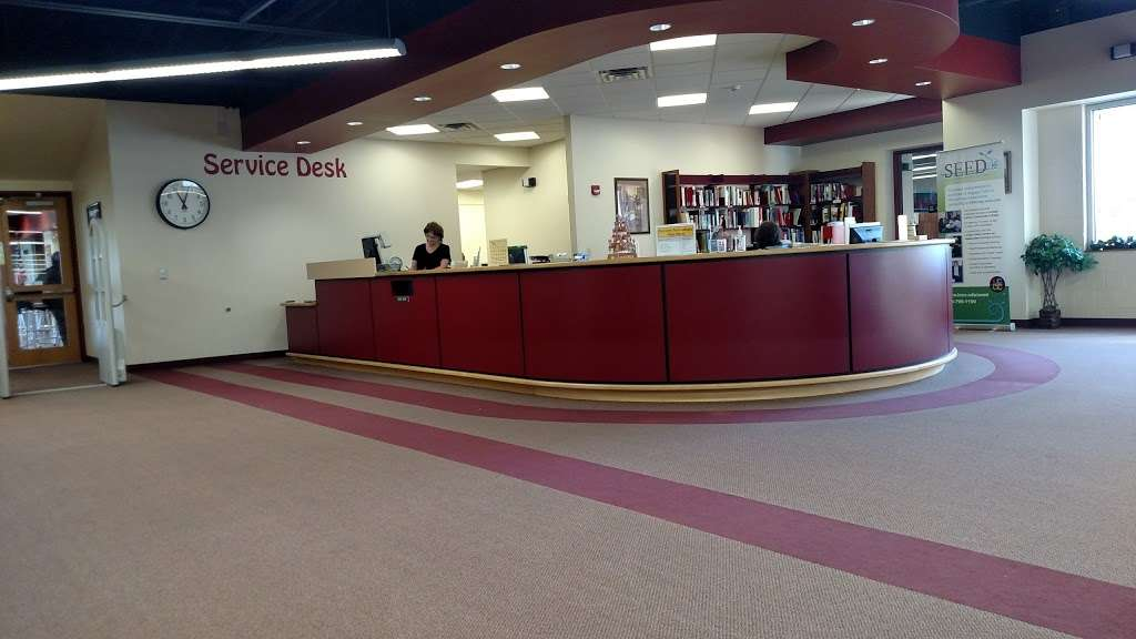 LCCC Rothrock Library - library  | Photo 2 of 7 | Address: 4750 Orchard Rd, Schnecksville, PA 18078, USA | Phone: (610) 799-1150