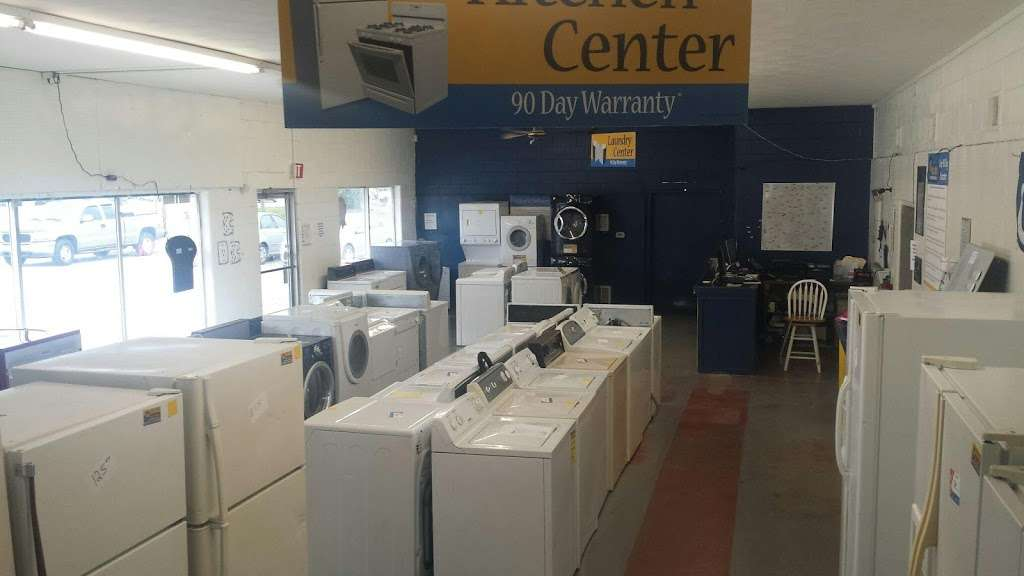 Big Jons Used Appliances - home goods store    Photo 1 of 9   Address: 2678 E Main St, Plainfield, IN 46168, USA   Phone: (317) 268-6880