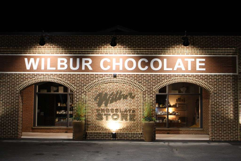 Wilbur Chocolate Retail Store - store  | Photo 1 of 9 | Address: 45 N S Broad St, Lititz, PA 17543, USA | Phone: (888) 294-5287