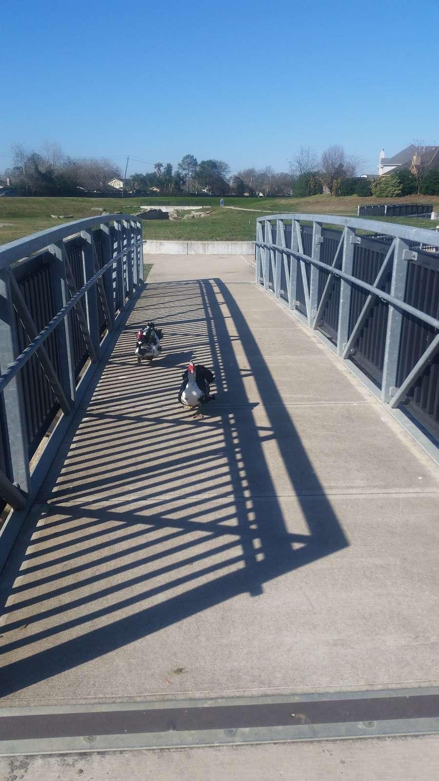 Heritage Park Overlook Basin - park  | Photo 9 of 10 | Address: Friendswood Link Rd, Friendswood, TX 77546, USA