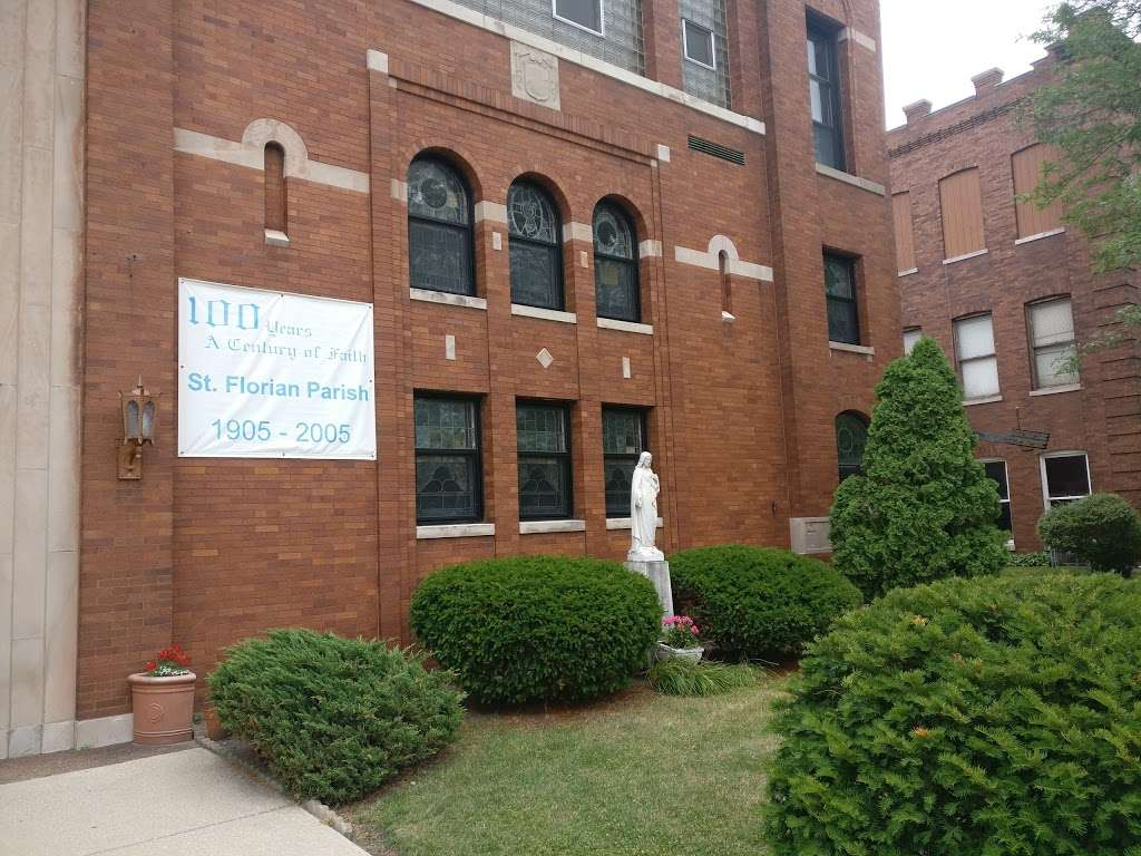 St Florian Church - church  | Photo 1 of 6 | Address: 13145 S Houston Ave, Chicago, IL 60633, USA | Phone: (773) 646-4877